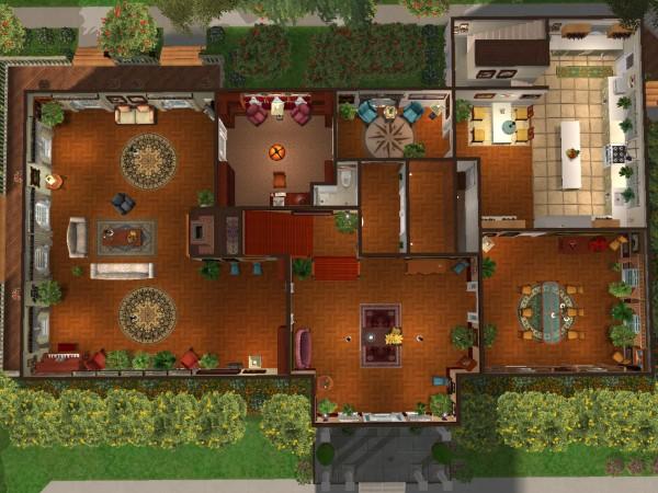Mod The Sims 1013 Magnolia Street