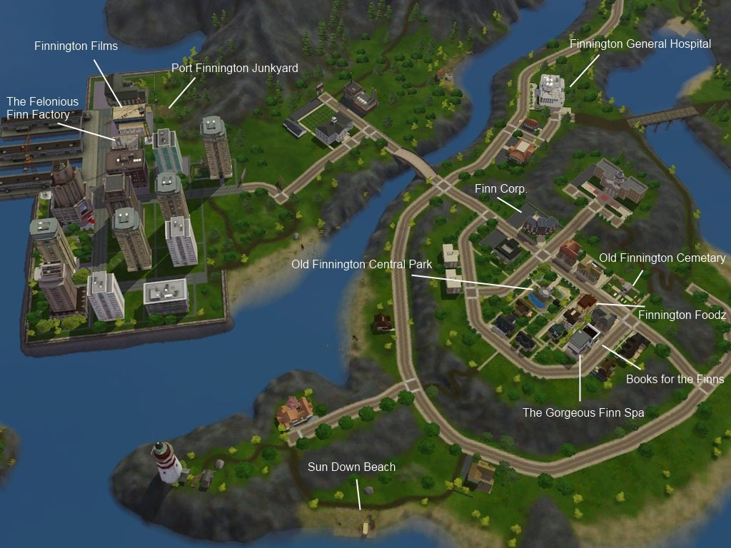 sims 3 how to make a custom map