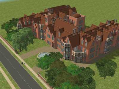 Thornewood Castle Floor Plan