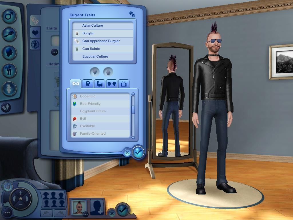 Dating sim sims 3