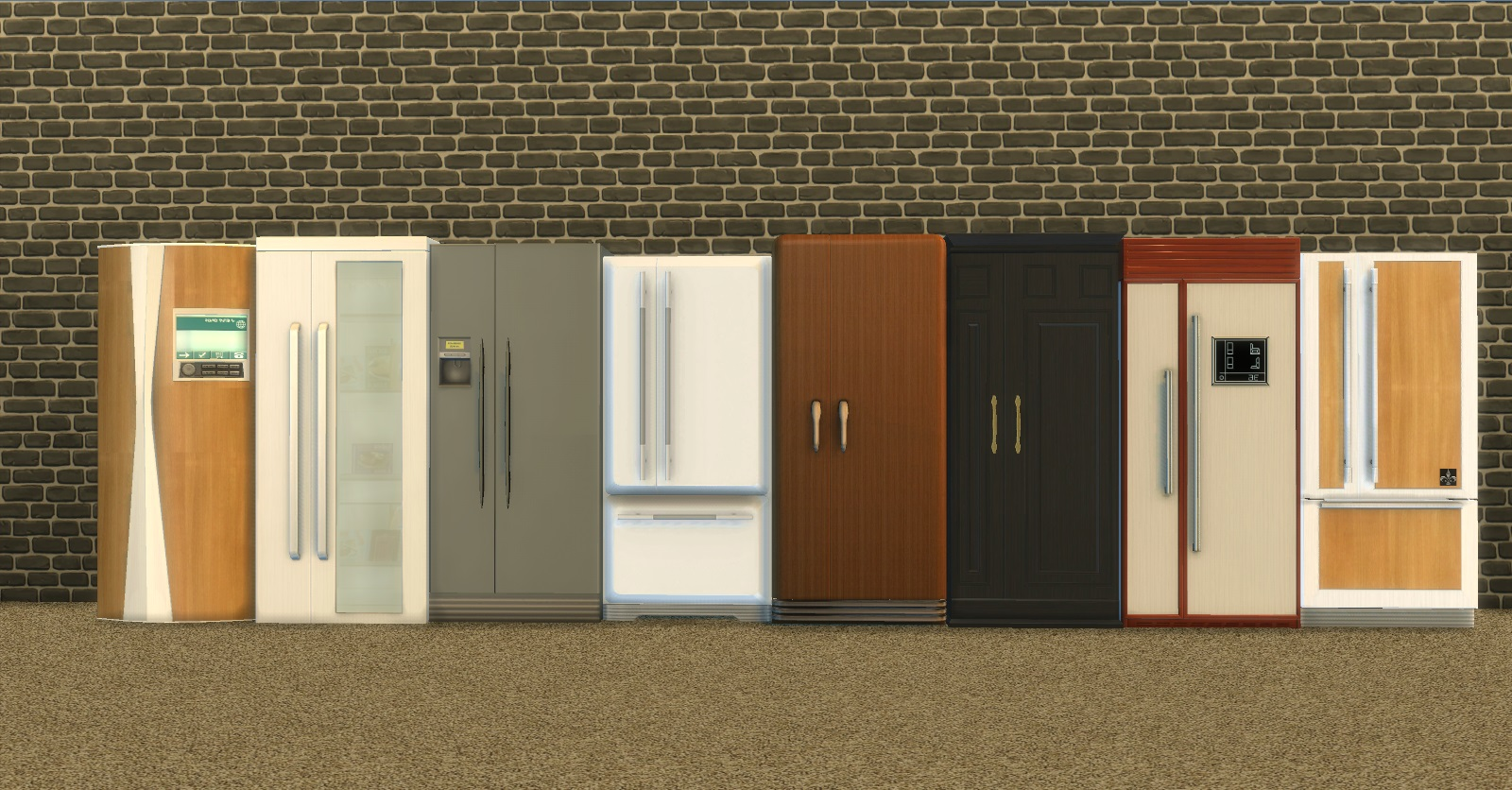 Kitchen Set Download Sims