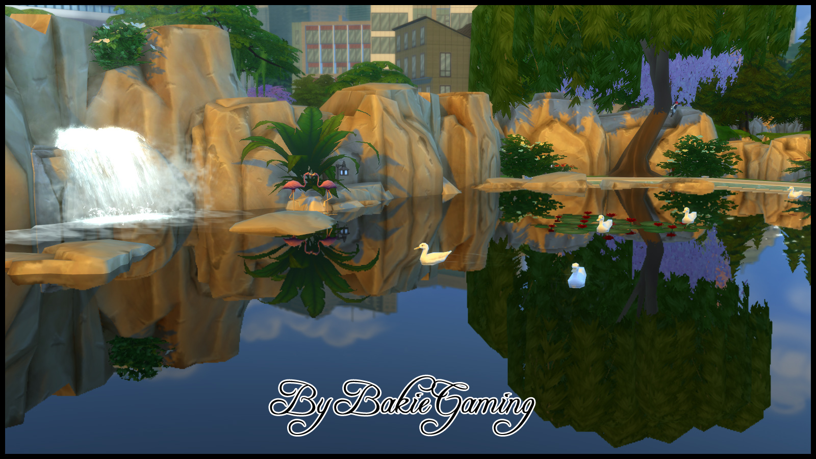 Mod The Sims - Mirror Pool Water