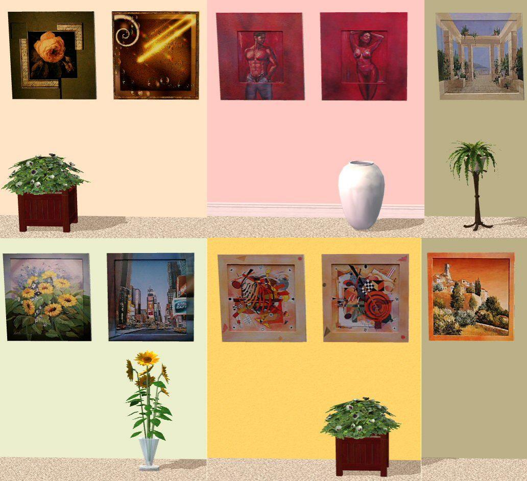 click image for larger version name painting collection unique framesjpg size - Unique Picture Frames