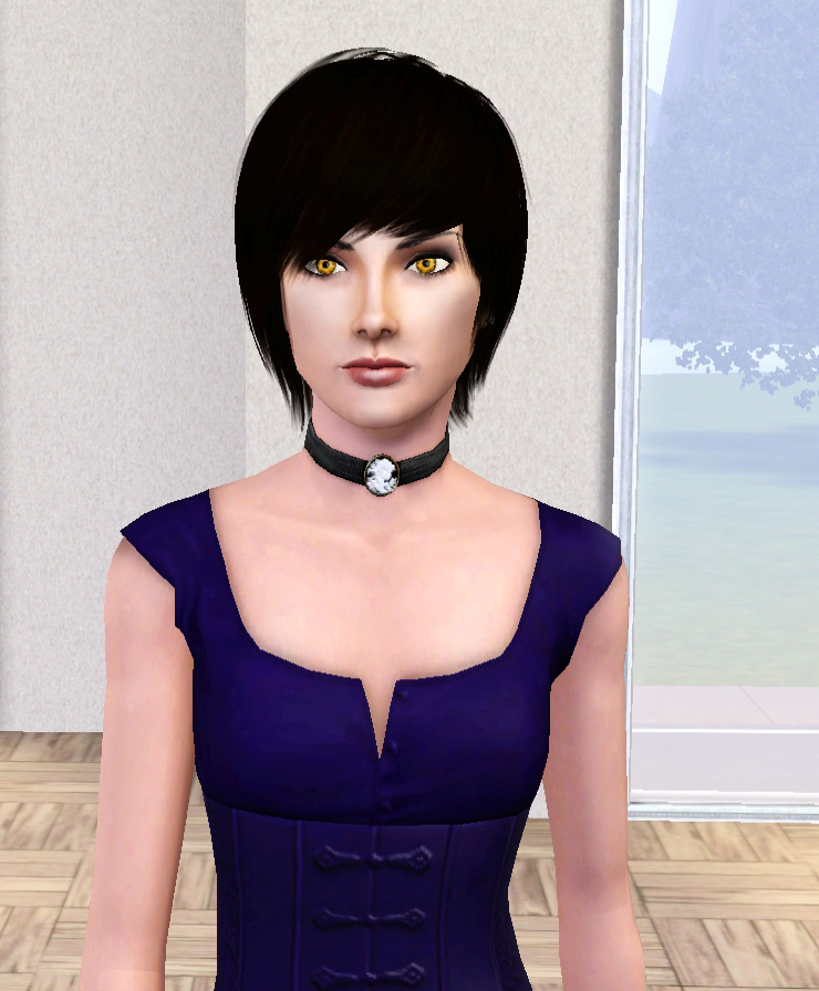 mod the sims alice cullen from twilight saga created by ellle