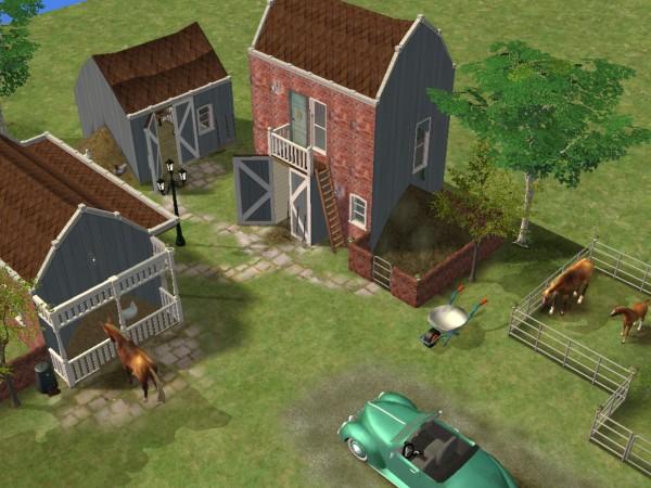 Cyclonesue's brown's farm.