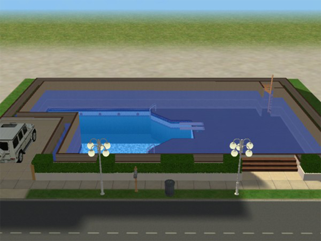 Mod the sims errors underground pools for Show zfs pool version