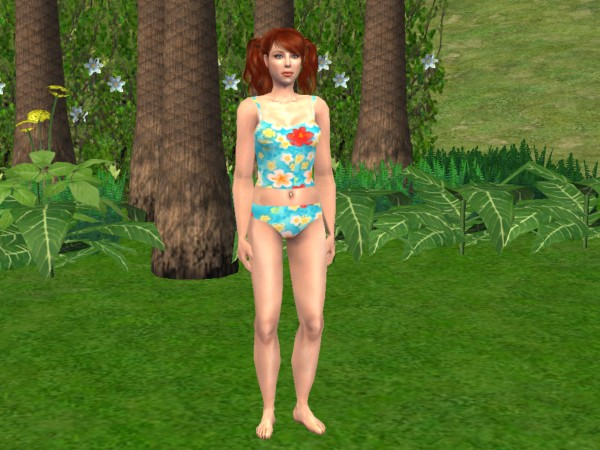 Special Teen sim fat think, that