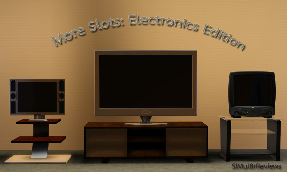 how to break a tv in sims 4