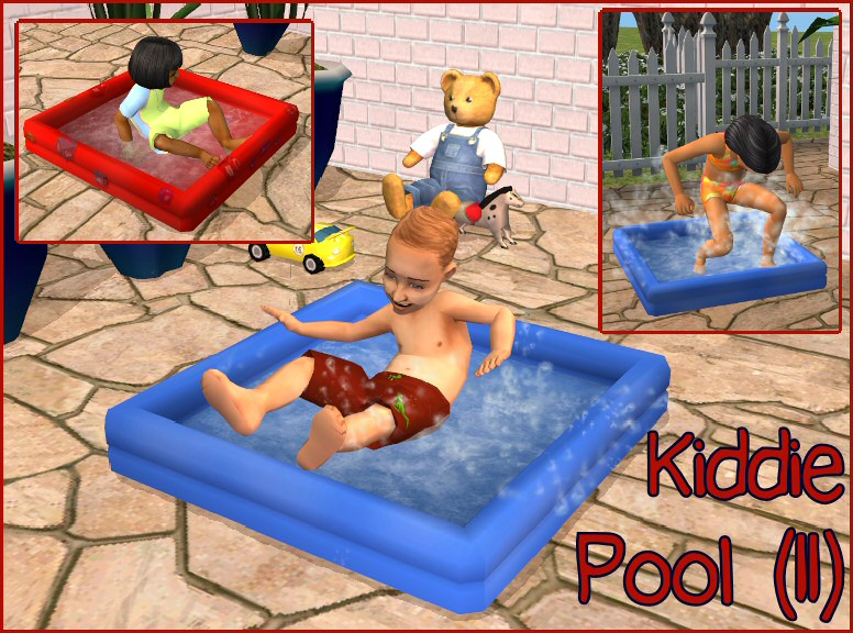 Mod the sims kiddie pool v2 for Show zfs pool version