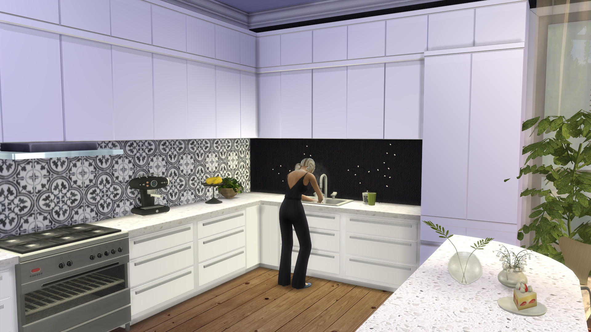mod the sims - kitchen from perfect patio stuff
