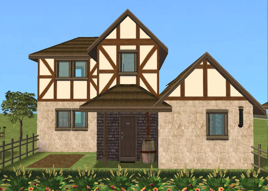 Mod the sims serfs up a lord s manor amp hovel apartments