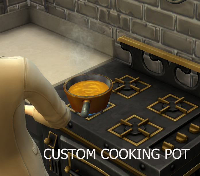 Sims  Custom Food Any Level Can Make