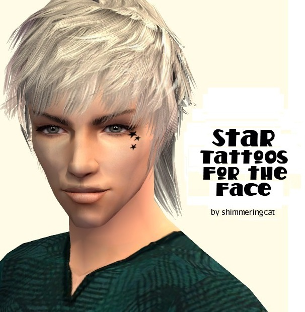 Tattoos For The Face!