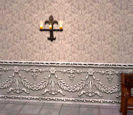 edwardian wallpaper. and Faded Edwardian Stone