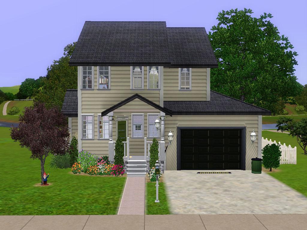 Mod The Sims Cul De Sac Series The Baxter
