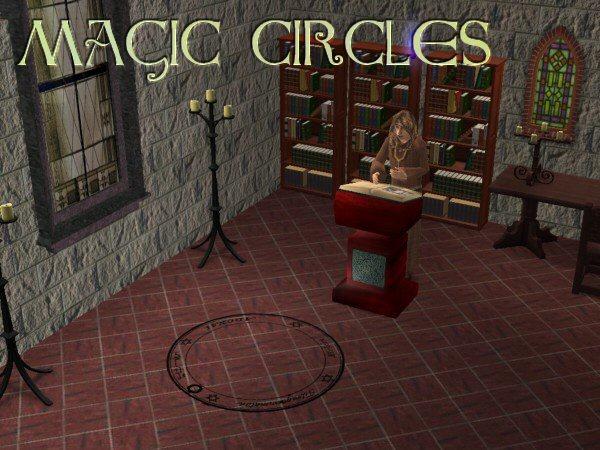 Mod The Sims Magic Circle