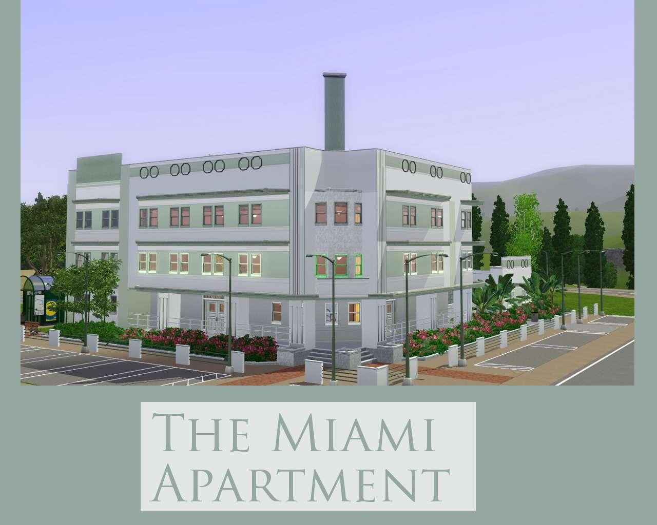 Mod The Sims The Miami Apartment