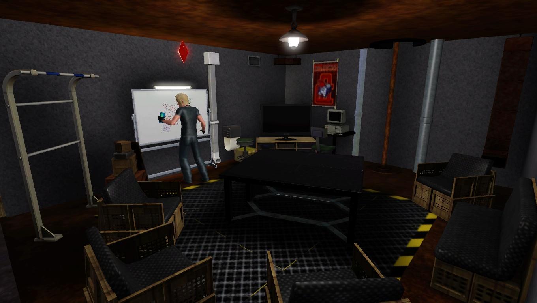 Mod The Sims - Final Fantasy 7 Tifa's 7th Heaven