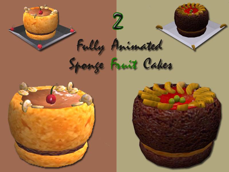 animated fruit
