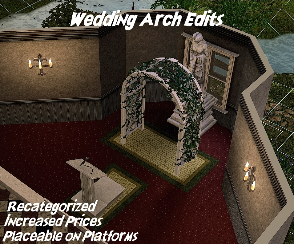 Mod The Sims Member Harvee