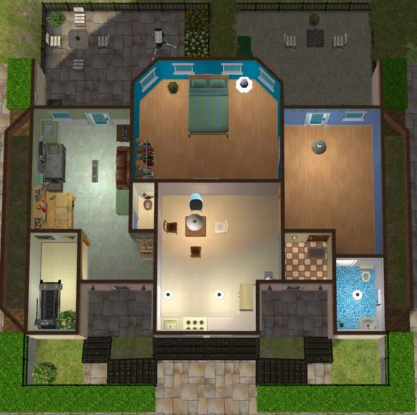Town House With Basement Apartment