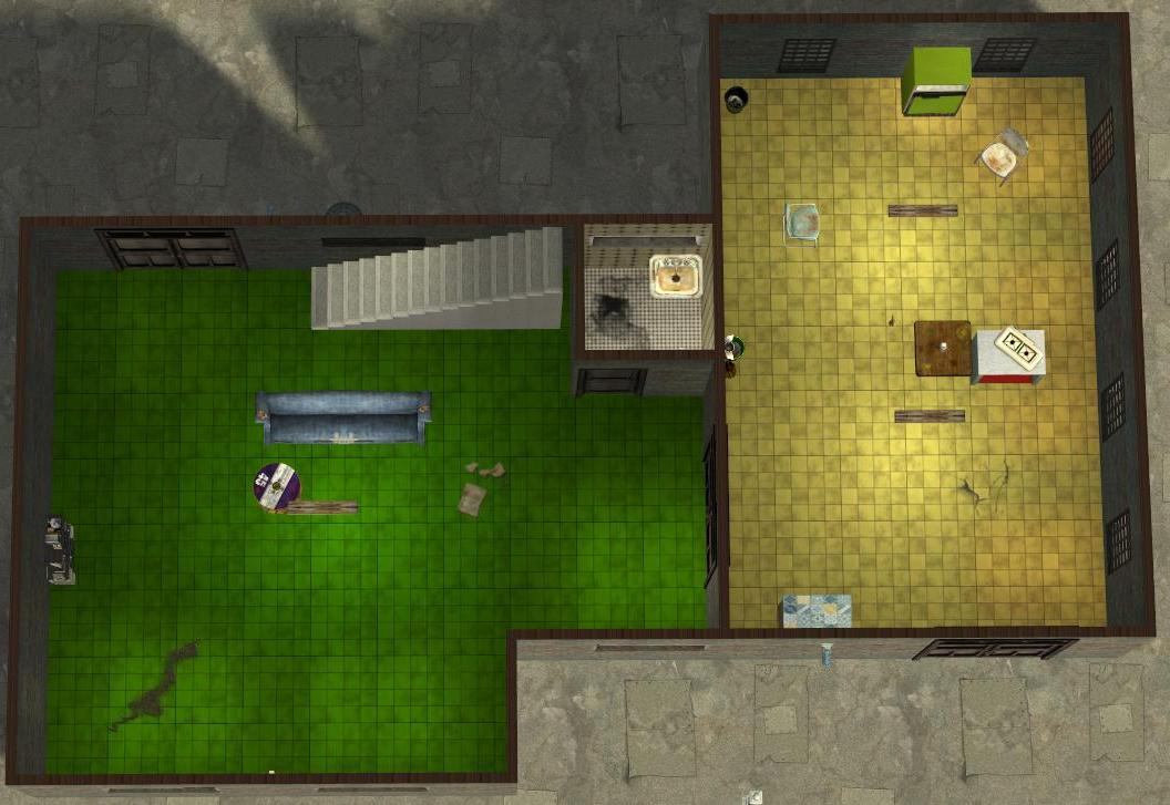 Mod The Sims - Squatteru0026#39;s dream - under 20,000