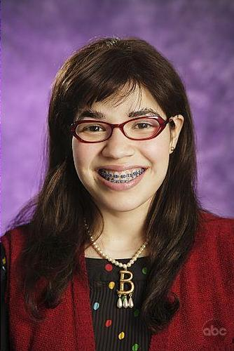 Mod The Sims - America Ferrera as Betty Suarez from Ugly Betty