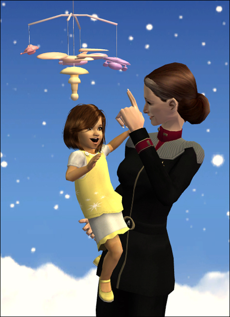 how to make baby grow up in sims 4