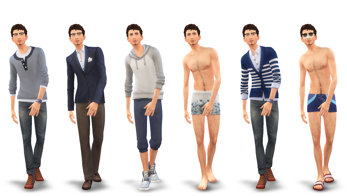 Mod The Sims - Chester Abrams