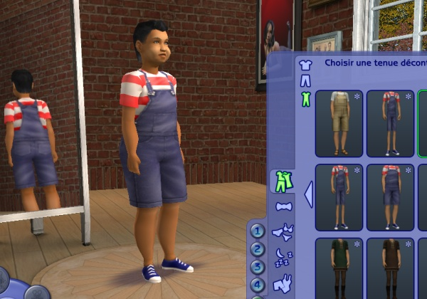how to make my sim fat sims 4