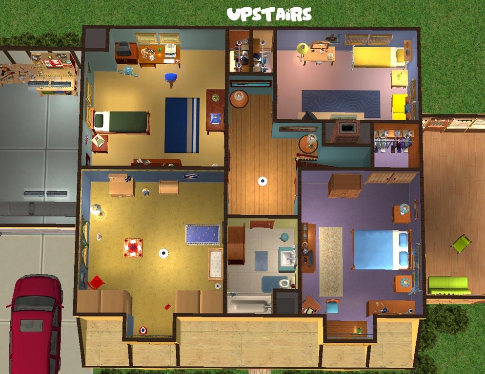 Mod The Sims 31 Spooner Street