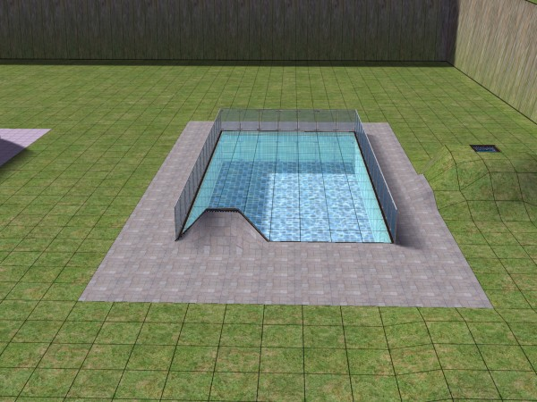 Mod The Sims How To Make An Above Ground Pool