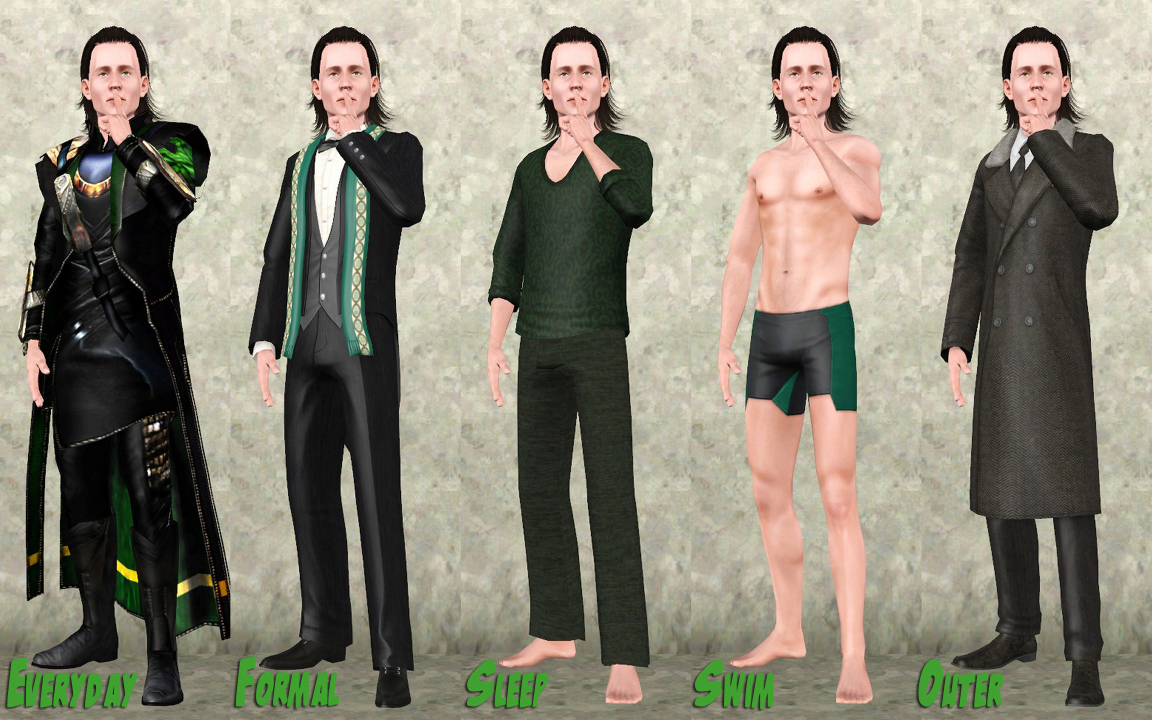 how to change height sims 4