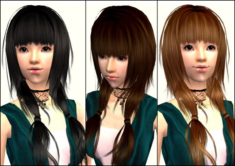 the sims 2 hairstyle downloads. The Sims 2 Downloads Hair