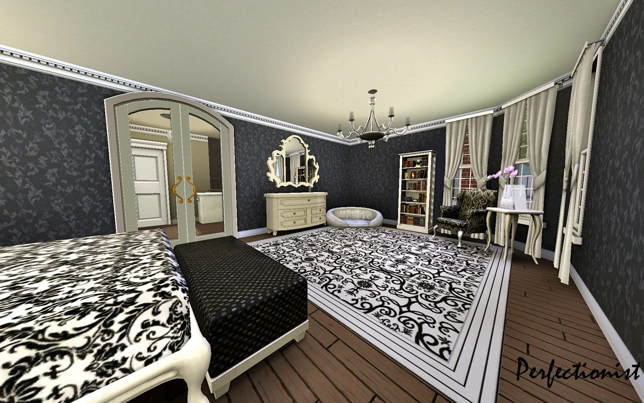 mod the sims 5 bedroom european style house ts3 19706 | mts perfectionist 1318145 masterbedroom2