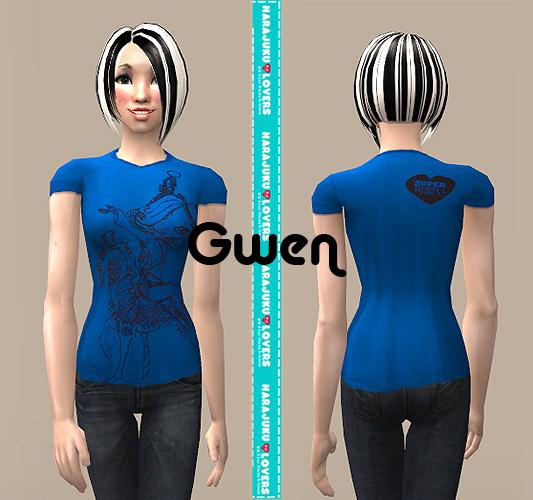 gwen stefani harajuku girls sims 2. Mod The Sims - ~*Harajuku