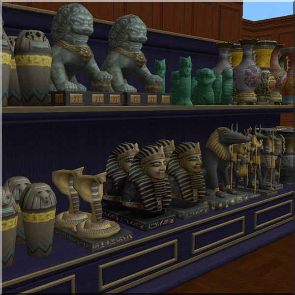 mod the sims relics from ts3 world adventure