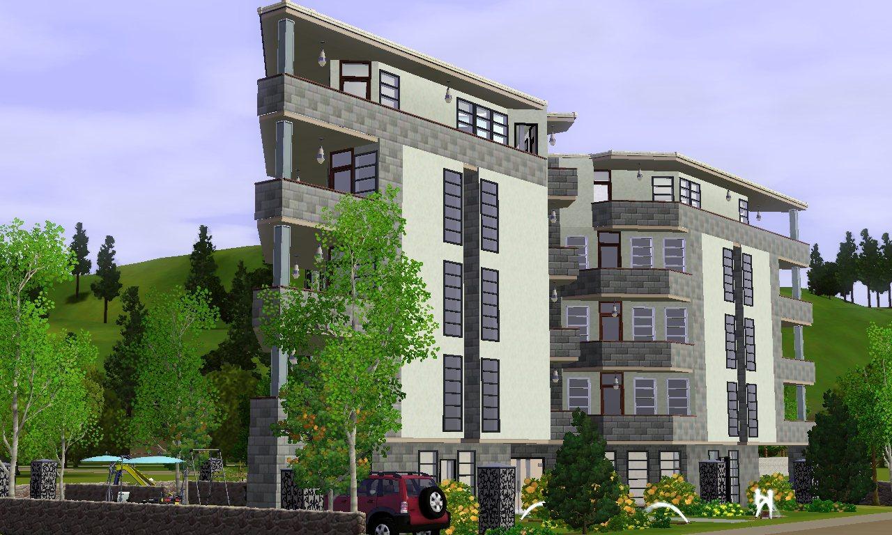 Mod The Sims - Vegas Apartment