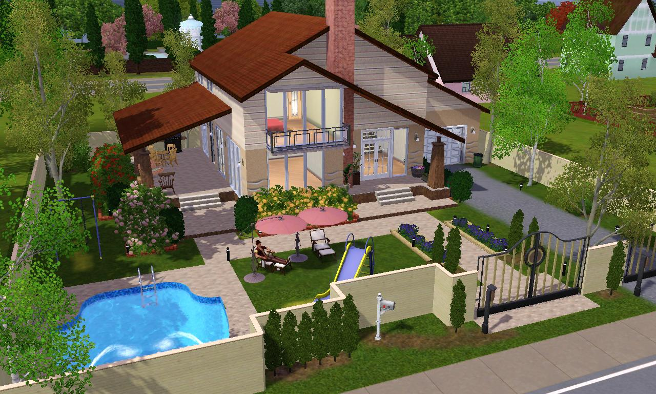 The sims 4 dlc 2016 pl paweljelonka gry for Case the sims 3 arredate