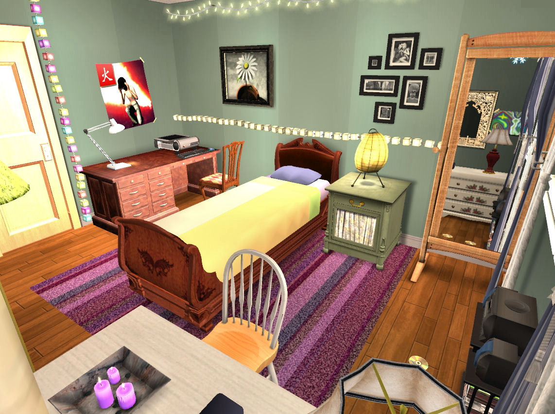 mod the sims twilight bella swan 39 s house base game