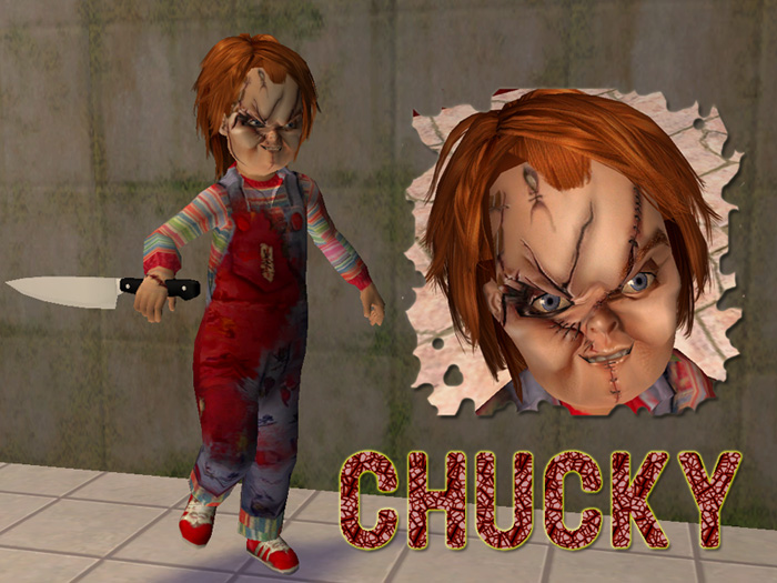 chucky and tiffany. #39;SEED OF CHUCKY#39; Family