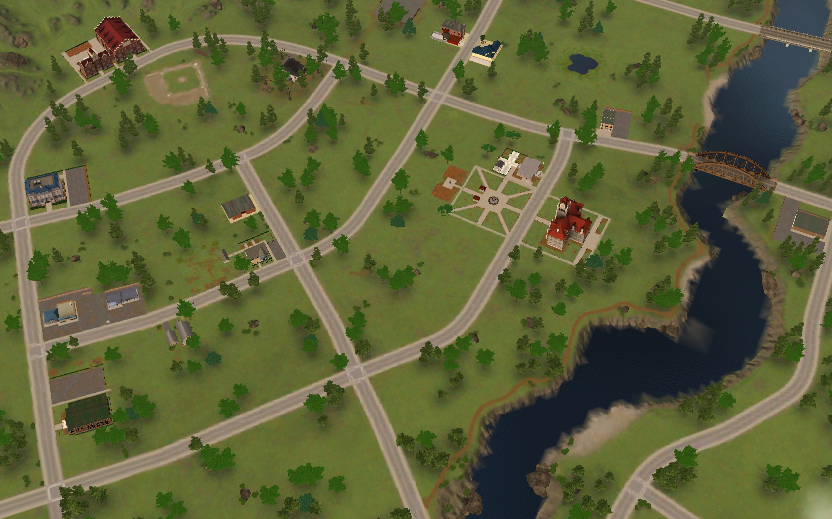how to make all happy on sims 3