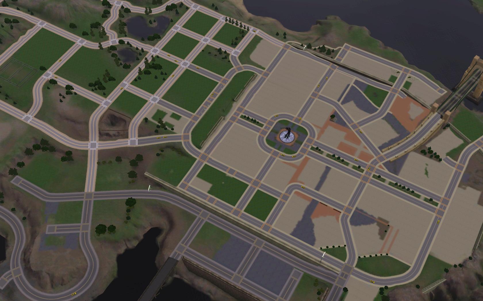Mod The Sims  Bridgeport  EMPTIED