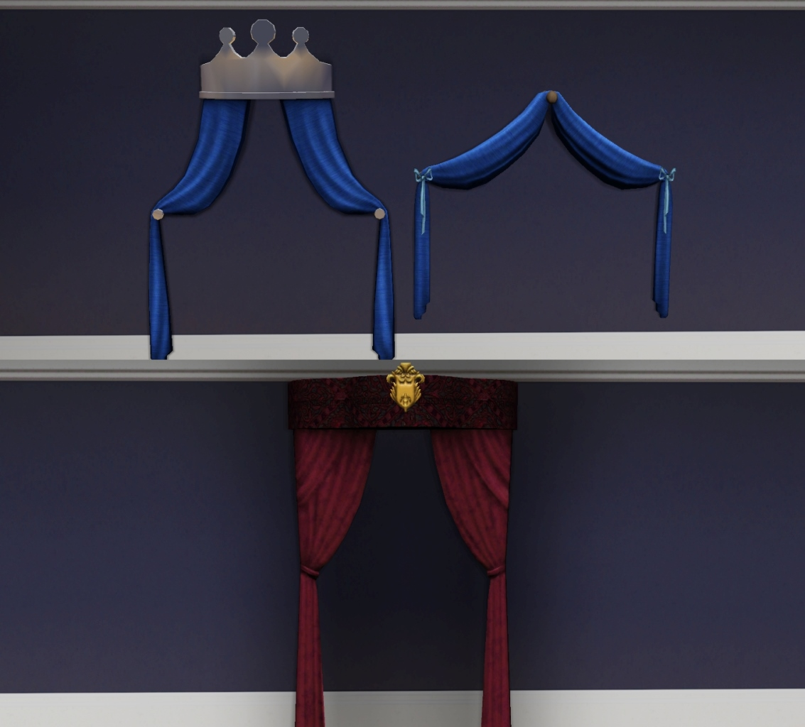 Shiftable Curtains [Base Game