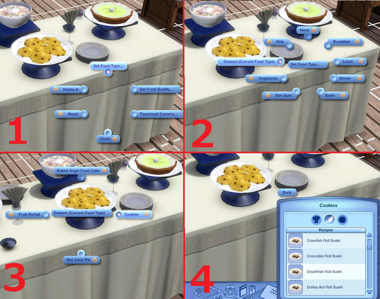 How To Cook A Wedding Cake Sims