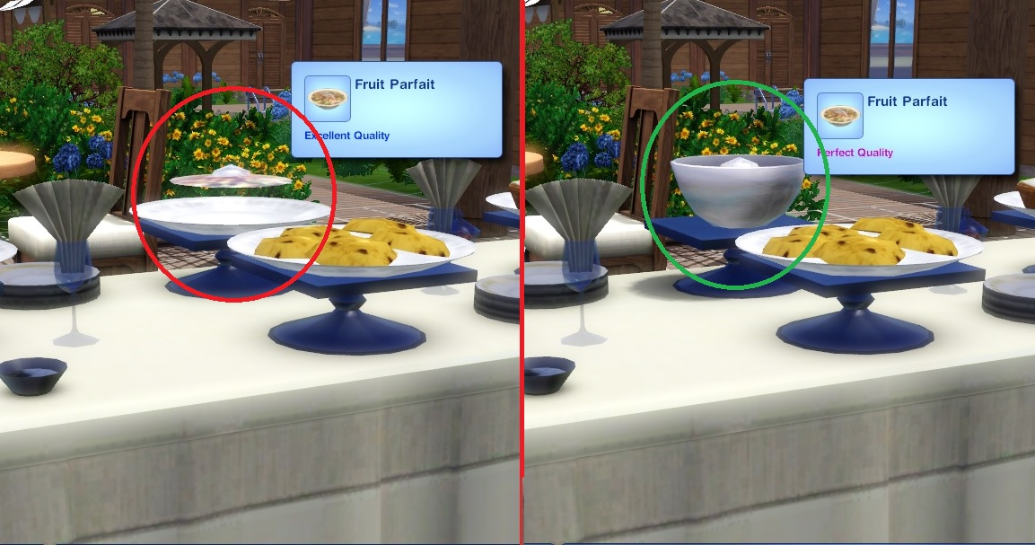 How To Make Baked Angel Cake In Sims