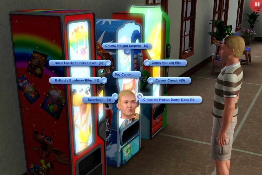 Mod The Sims Update 18 Apr 2016 Vending Machine Tweaks