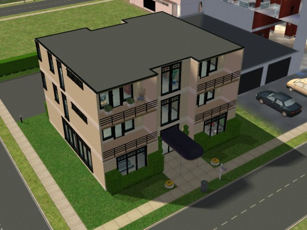 Mod the sims member tempest1967 for Apartment design sims 3