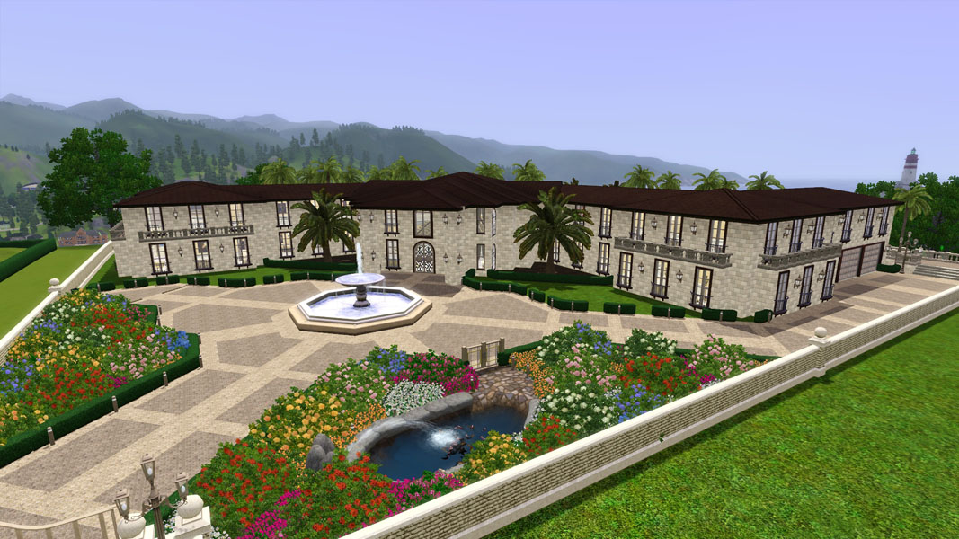 Mod The Sims - Zpelling Manor
