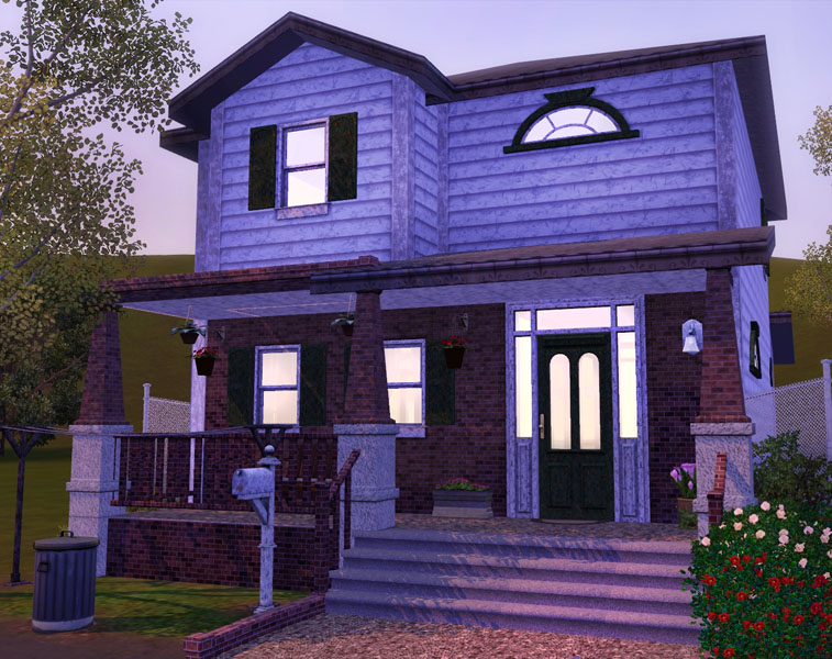 Mod the sims member nivaso for Classic house sims 4
